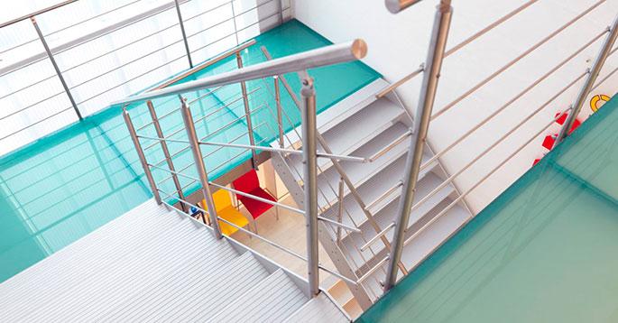 Travaux Confort - Escalier GRAAH
