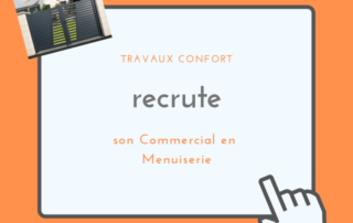 recrutement commercial menuiserie