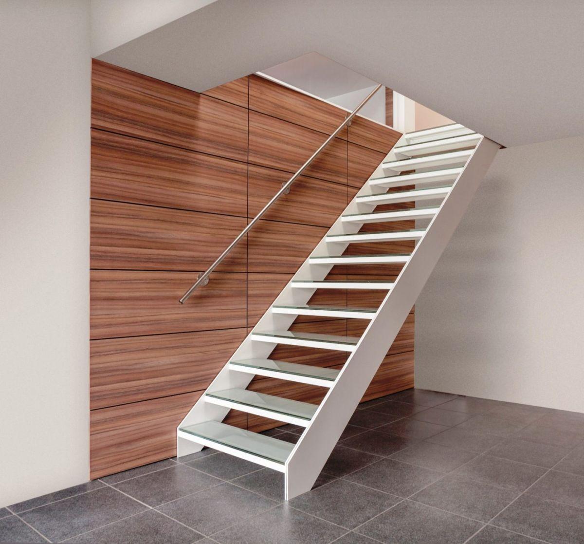 travaux confort escalier graah slide design aluminium trap escalier stair treppen